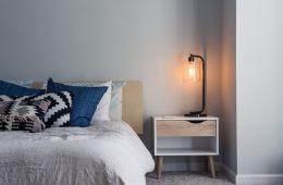 Cómo elegir la iluminación adecuada para el dormitorio