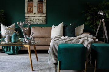 cómo agregar color y estilo a tu hogar