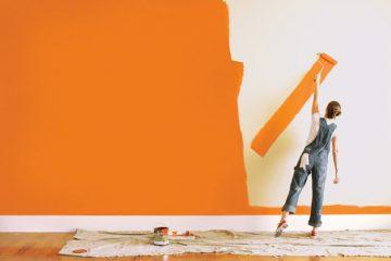cómo pintar una habitación perfectamente