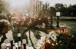 Cómo realizar una boda al aire libre