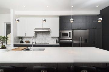 maneras de hacer tu cocina más espaciosa
