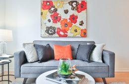 maneras para actualizar tu sala de estar