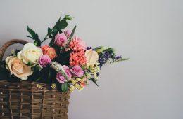 opciones clásicas para los ramos de flores de cumpleaños