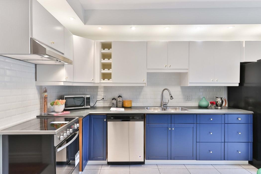 tipos de gabinetes de cocina para elegir