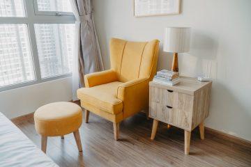Cómo decorar un apartamento alquilado