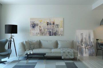 Crear una sala de estar atemporal