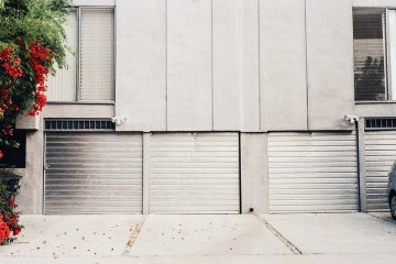 ideas elegantes para una entrada de concreto