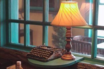 lámpara de mesa para un aspecto de lujo