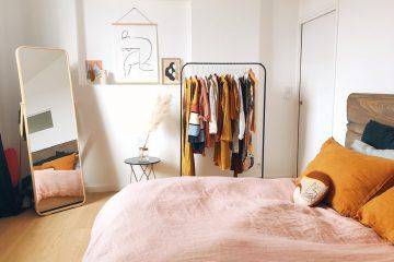 ideas para ahorrar espacio en el dormitorio