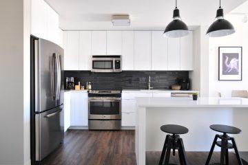 Decora la cocina de tu piso