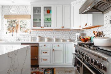 estilos de pisos de cocina más populares