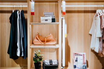 Los armarios pintados afectan la decoración de tu hogar