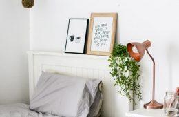 maneras increíbles de renovar tu dormitorio