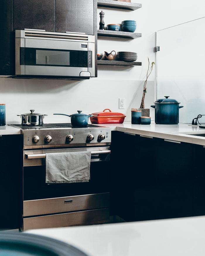 Cómo actualizar electrodomésticos de cocina