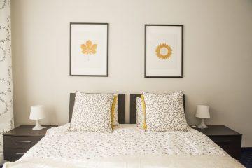 cómo decorar tu cuarto de invitados