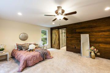 Teneruna habitación para dormir cómodamente