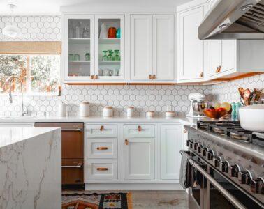 razones para reemplazar los gabinetes de tu cocina
