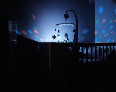 decoración para la primera habitación de un bebé
