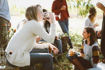 cómo convertir tu patio en un salón de fiestas