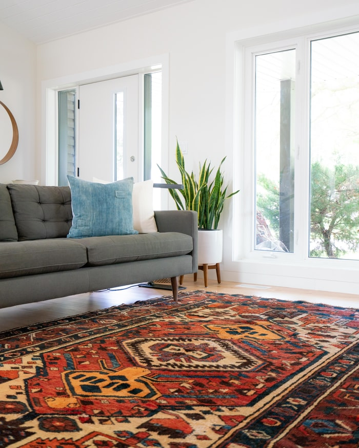 por qué limpiar las alfombras regularmente