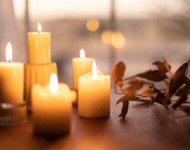 consejos para usar velas perfumadas en el hogar