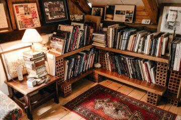consejos para crear una bibliotecaen casa